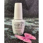 OPI Born To Sparkle Way GelColor HPL13 Hello Kitty 2019 Holiday Collection