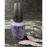 OPI Just a Hint of Pearl-Ple NLE97 Nail Lacquer Neo-Pearl Collection