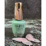 OPI Verde Nice To Meet You ISLM84 INFINITE SHINE Mexico City Spring 2020