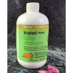 Be natural Callus Eliminator Fresh Orange Scent 532 mL - 18 fl.oz
