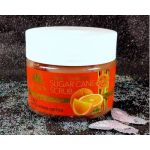 La Palm Spa Products - Sugar cane scrub - Orange Tangerine Zest 12oz-340g