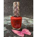 OPI A Kiss on the Chìc HRL36 INFINITE SHINE Hello Kitty 2019 Holiday Collection