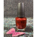 OPI A Little Guilt Under The Kilt NLU12 Nail Lacquer Scotland Collection Fall 2019