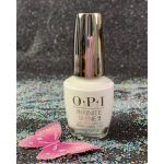 OPI Alpine snow  ISLL00 INFINITE SHINE