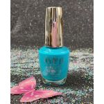 OPI Dance Party 'Teal Dawn ISLN74 INFINITE SHINE Neon Collection