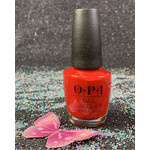 OPI Red Heads Ahead NLU13 Nail Lacquer Scotland Collection Fall 2019