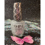 OPI Shine Glitter to My Heart HRL32 INFINITE SHINE Hello Kitty 2019 Holiday Collection