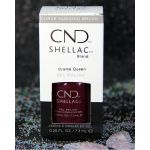 CND Shellac Drama Queen UV Color Coat - Gel Nail Polish