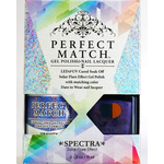 LeChat SPECTRA Gravity Perfect Match Gel Polish & Nail Lacquer SPMS18