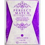 LeChat Wild & free Perfect Match Gel Polish & Nail Lacquer PMS233