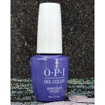 OPI GelColor Reserve Comets For Later High Definition Glitters #GCE05