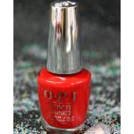 OPI INFINITE SHINE Red-y For The Holidays HRM43
