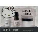 OPI Let's Be Friends! Hello Kitty Collection Set SRL30