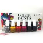 OPI Nail Lacquer Mini Set - Color Paints