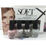 OPI Nail Lacquer Mini Collection - Soft Shades
