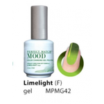 LeChat Perfect Match Mood Color Changing Gel Polish - Limelight