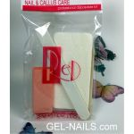 Red Nail Callus Care Professional Disposable Kit