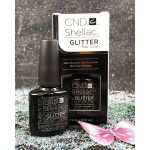 CND Shellac GLITTER Top Coat 7.3ml-0.25Oz
