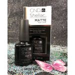 CND Shellac Special Effect MATTE Top Coat 7.3ml-0.25Oz