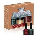CNd Shellac and Additives Charmed Limited Collection Green/Red
