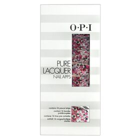 Opi Pure Lacquer Nail Apps - Girly Glam