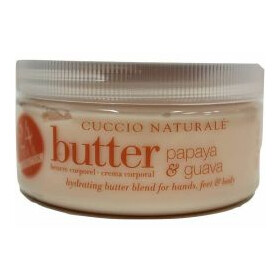 CUCCIO Naturale Papaya & Guava Butter 8oz-226g