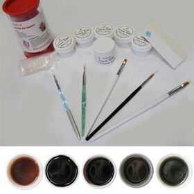 UV Metallic Gel Nails Kit