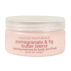 Cuccio Butter Blend Pomegranate and Fig 8oz-240g
