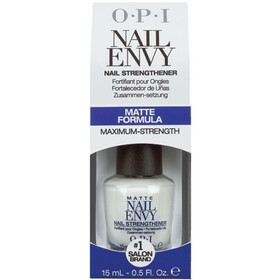 OPI Nail Envy Matte Formula Nail Strengthener .5oz 15ml