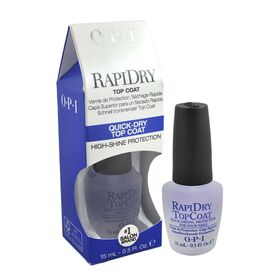 Opi RapiDry Top Coat .5oz 15ml