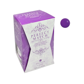 LeChat Perfect Match Gel Polish & Nail Lacquer Violetta