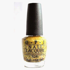 OPI Nail Lacquer - Hawaii Collection Spring 2015 - Pineapples Have Peelings Too!