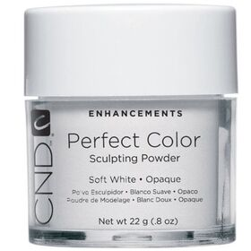 CND Perfect Color Sculpting Powder Soft White Opaque