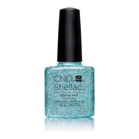 CND Shellac UV Color Coat - Gel Nail Polish - Glacial Mist