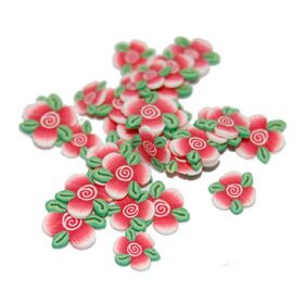 Sliced Fimo Art - Garden Flower (500pcs)