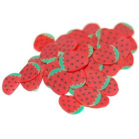 Sliced Fimo Art - Wild Strawberry (500pcs)