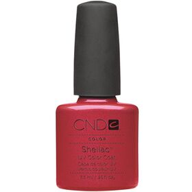 CND Shellac UV Color Coat - Gel Nail Polish - Hollywood