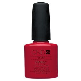 CND Shellac UV Color Coat - Gel Nail Polish - Wildfire