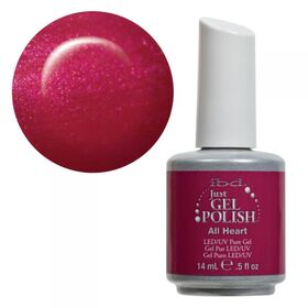 ibd Just Gel Polish All Heart 14 mL/.5 oZ