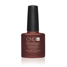 CND Shellac Burnt Romance UV Color Coat - Gel Nail Polish