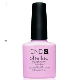 CND Shellac UV Color Coat - Gel Nail Polish - Cake Pop