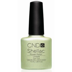 CND Shellac UV Color Coat - Gel Nail Polish - Limeade
