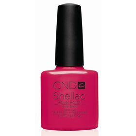 CND Shellac UV Color Coat - Gel Nail Polish - Pink Bikini