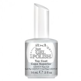 ibd Just Gel Polish Top Coat 14 mL/.5 oZ
