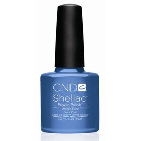 CND Shellac UV Color Coat - Gel Nail Polish - Water Park