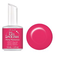 ibd Just Gel Polish Flirty Flamenco 14 mL/.5 oZ