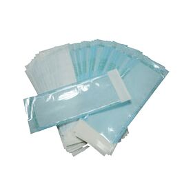 Self-Sealing Sterilization Pouches 31/2''x10''(9x26cm) 200 per box