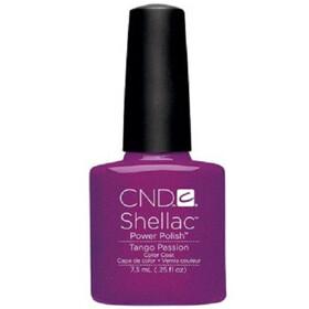 CND Shellac Tango Passion UV Color Coat - Gel Nail Polish
