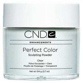 CND Perfect color Sculpting Powder Clear Transparent