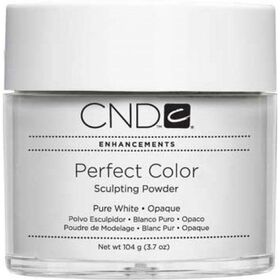 CND Perfect color Sculpting Powder Pure White Opaque